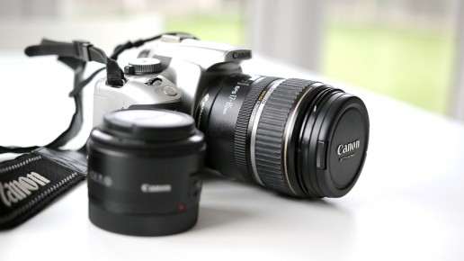 Find the best DSLR camera for you