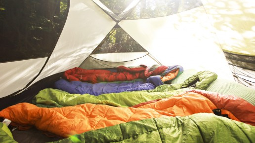 How to find the perfect sleeping bag