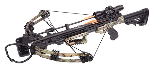 compound crossbow finder