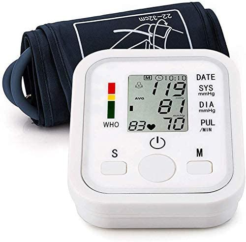 Voice broadcast blood pressure monitor